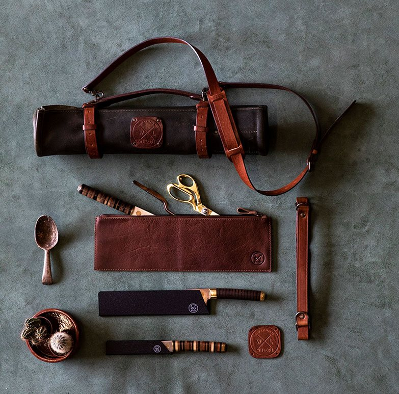 Besides aprons, WITLOFT also has loads of great accessoires