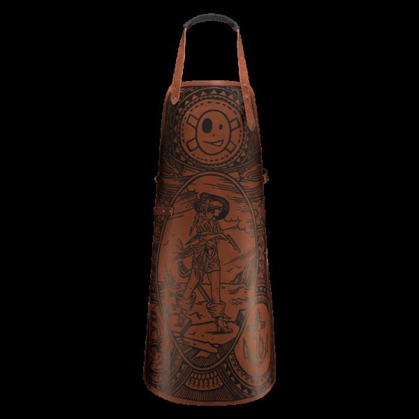 buccanian girl apron schiffmacher