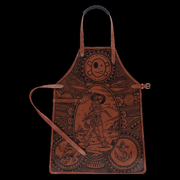 buccanian girl apron schiffmacher flatlay
