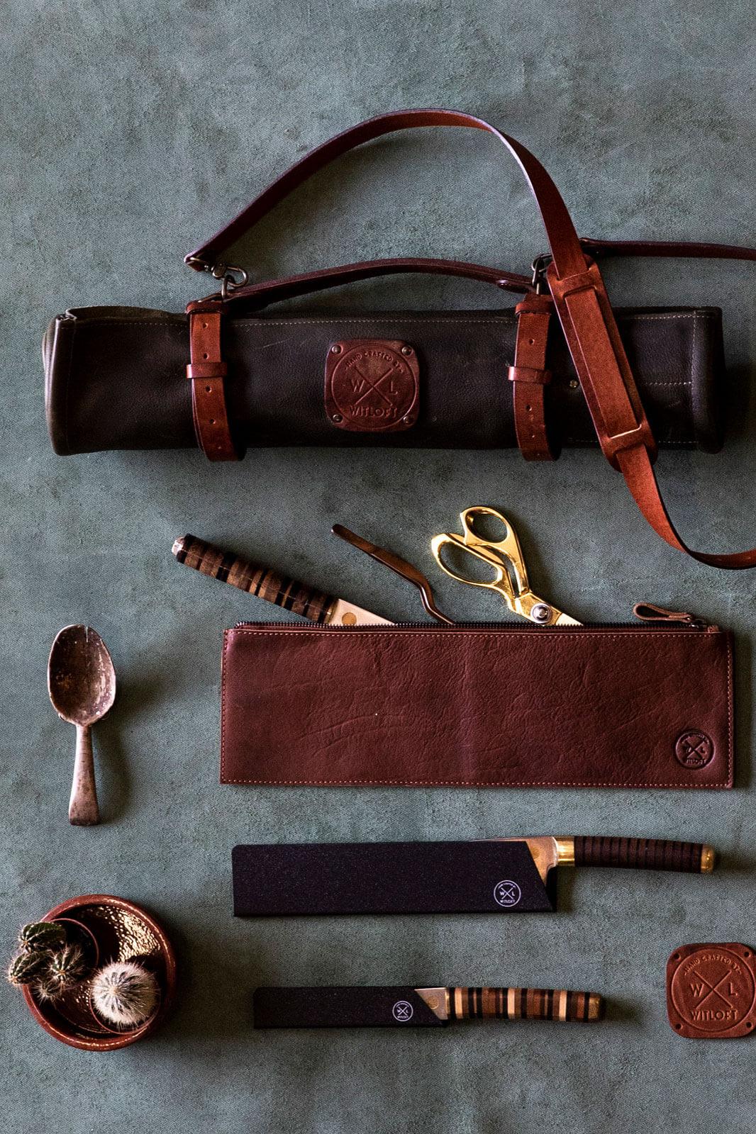 witloft kniferolls and pouches